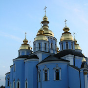 St. Michael's Golden-Domed Cathedral 01, Kiev