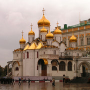 Cathedral of the Dormition 03, Moscow Kremlin