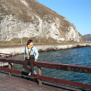 Trekking around Baikal lake 01
