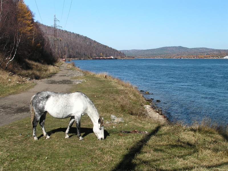 Trekking around Baikal lake 06