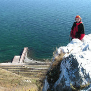 Trekking around Baikal lake 13