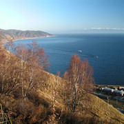 Trekking around Baikal lake 15