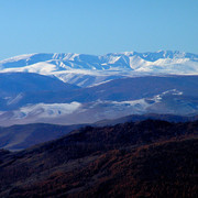 Mongolia - over looking Khangai Mountains 03