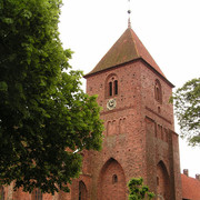 Denmark - Saint Catharinæ Church and Monastery in Ribe 01