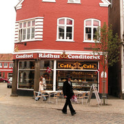 Denmark - in the streets of Ribe