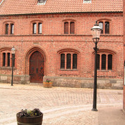 Denmark - oldest town hall in Ribe 01