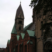 Denmark - The Ribe Cathedral (Ribe Domkirke)