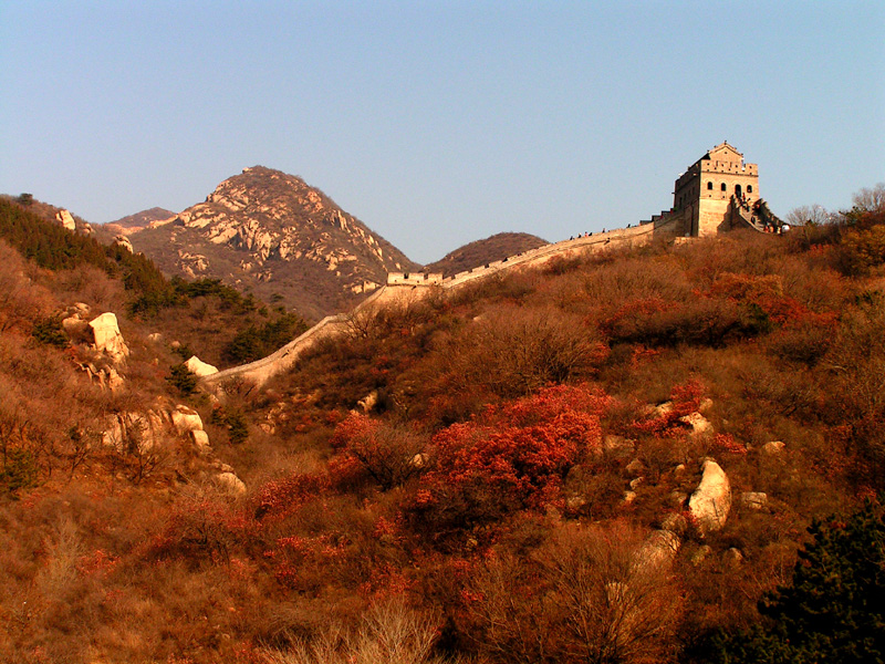 The Great Wall of China 01