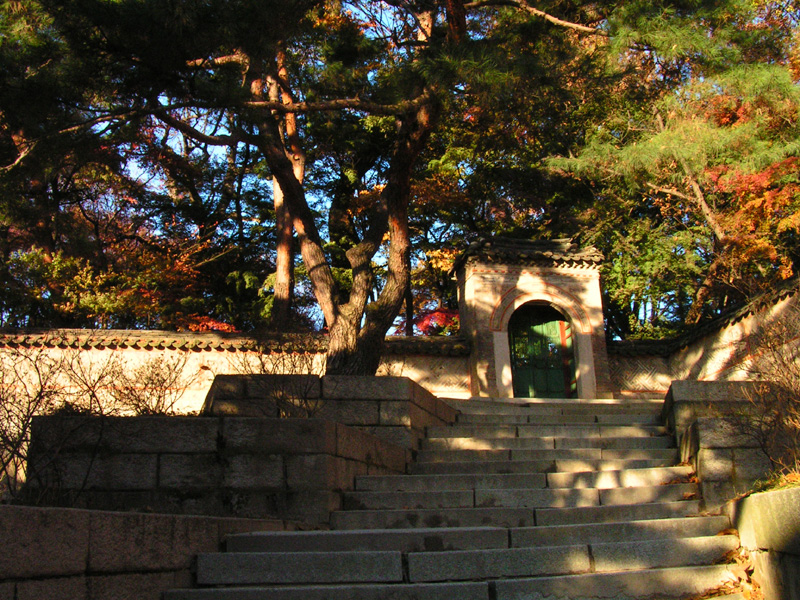 A Royal Palace in Seoul 15