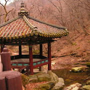 South Korea - trekking in Gyeryong-san mountain 01