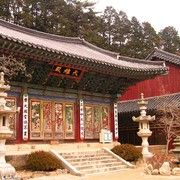 South Korea - Magok-sa temple