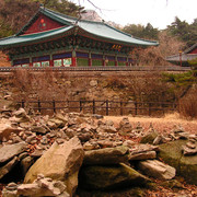 South Korea - trekking in Gyeryong-san mountain 02
