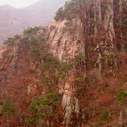 South Korea - trekking in Gyeryong-san mountain 06