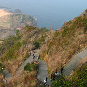 South Korea - trekking in Jeju Do Island 01