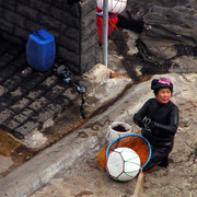 South Korea - a woman diver 02