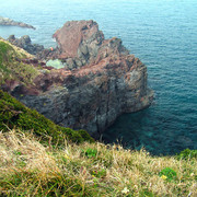 South Korea - trekking in Jeju Do Island 03