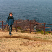 South Korea - trekking in Jeju Do Island 05