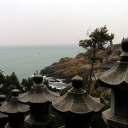 South Korea - Busan - Haedong Yonggunsa Temple 06