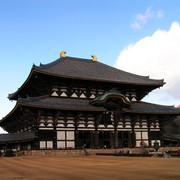 Japan - Todaiji Temple in Nara 02