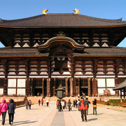 Japan - Todaiji Temple in Nara 03