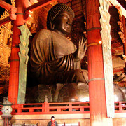 Japan - Nara Daibutsu at Todaiji Temple
