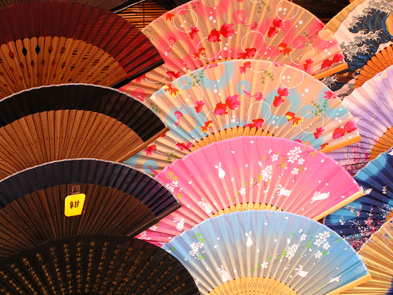 japanese-paper-fans-photo - A personal message just received by Botoy - Anonymous Diary Blog