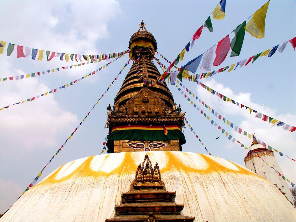 Monkey Temple Nepal