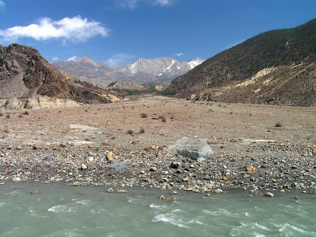 Kali Gandaki River Nepal