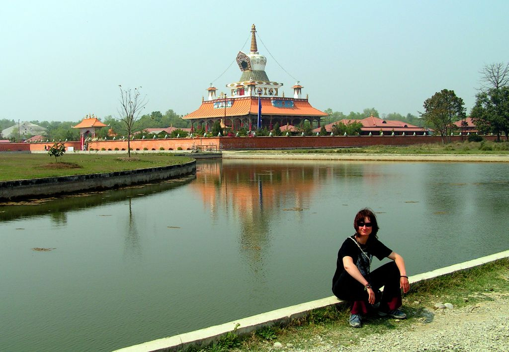 Lumbini Nepal  city images : Nepal Lumbini 13
