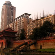 China - Leshan city 01
