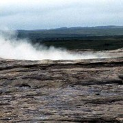 Iceland - a top of the Geysir