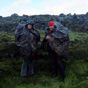 Iceland - Hitch-hikers