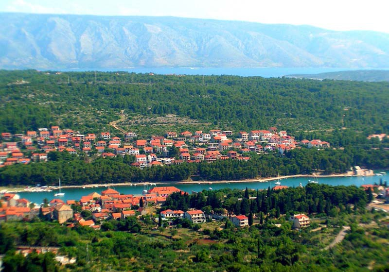 Stari Grad (Pharos) is the oldest town in Croatia