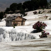 Pamukkale and Hierapolis travel photos