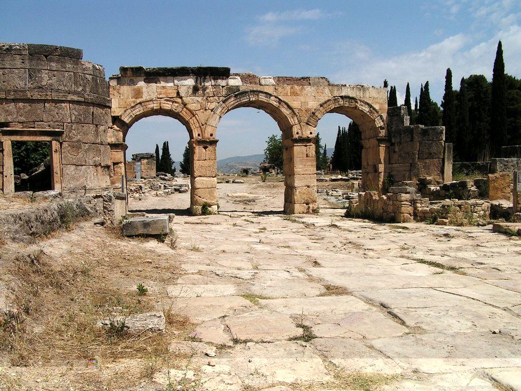 Turkey - Hierapolis 26