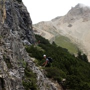 The Italian Dolomites - Via ferrata Renato de Pol 06