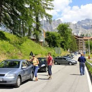 The Italian Dolomites - around Passo Tre Croci 01