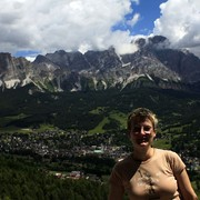 The Italian Dolomites - around Passo Tre Croci 05