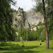 The Italian Dolomites - around Passo Tre Croci 07