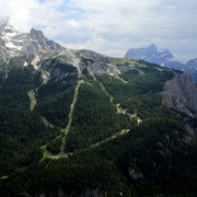 The Italian Dolomites - around Passo Tre Croci 09