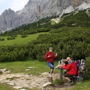 The Italian Dolomites - around Passo Tre Croci 10