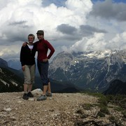 The Italian Dolomites - around Passo Tre Croci 11