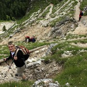 The Italian Dolomites - around Passo Tre Croci 15