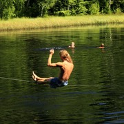 Czechia - Slackline festival - a waterline 03