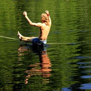 Czechia - Slackline festival - a waterline 04