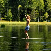 Czechia - Slackline festival - a waterline 06