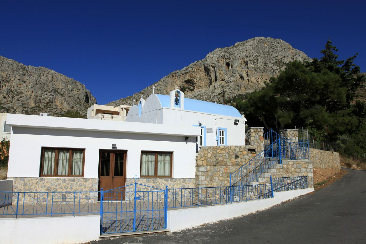 Greece - Kalymnos - Melitsahas village
