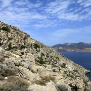 Greece - trekking in Telendos