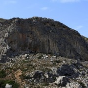 Greece - Telendos - Climbing area EROS