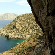 Greece - Telendos - climbing area IRIX 03
